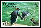 Cl: Rockhopper Penguin (Eudyptes chrysocome)(Repeat for this country)  SG 190 (1974)