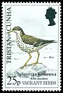 Cl: Spotted Sandpiper (Actitis macularia) SG 487 (1989)