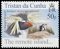 Cl: Rockhopper Penguin (Eudyptes chrysocome moseleyi)(Repeat for this country)  SG 818 (2005)  [3/39]
