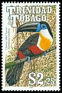 Cl: Channel-billed Toucan (Ramphastos vitellinus) SG 793 (1990)