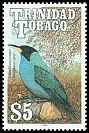 Cl: Green Honeycreeper (Chlorophanes spiza) SG 795 (1990)