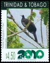 Cl: Blue-throated Piping-Guan (Pipile cumanensis)(Endemic or near-endemic)  SG 1157g (2010)  [6/43]