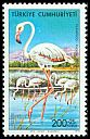 Cl: Greater Flamingo (Phoenicopterus roseus) SG 2571 (1976) 40