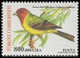 Cl: Red-headed Bunting (Emberiza bruniceps) <<Kirmizi Bash Kirazkusu>>  SG 3583 (2004)  [3/38]