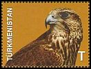 Cl: Saker Falcon (Falco cherrug)(I do not have this stamp)  SG 151 (2013)
