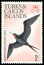 Turks and Caicos Is SG 382 (1973)