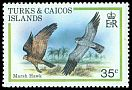 Turks and Caicos Is SG 594 (1980)