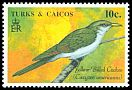 Turks and Caicos Is SG 1010 (1990)