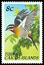Turks and Caicos Is SG 1050 (1990)