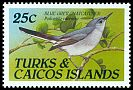 Cl: Blue-grey Gnatcatcher (Polioptila caerulea)(Repeat for this country)  SG 1052 (1990)