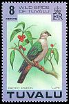 Cl: Pacific Imperial-Pigeon (Ducula pacifica) SG 81 (1978) 125
