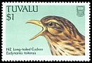 Cl: Long-tailed Koel (Eudynamys taitensis) SG 515 (1988) 85