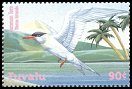 Cl: Common Tern (Sterna hirundo)(Repeat for this country)  SG 986 (2000)