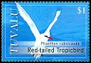 Cl: Red-tailed Tropicbird (Phaethon rubricauda)(Repeat for this country)  SG 1330 (2008) 150 [4/57]