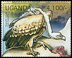 Cl: Rueppell's Griffon (Gyps rueppellii)(I do not have this stamp)  new (2012)  [7/54]