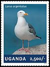 Cl: European Herring Gull (Larus argentatus)(I do not have this stamp)  new (2014)