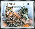 Cl: Spotted Eagle-Owl (Bubo africanus)(I do not have this stamp)  new (2012)  [7/55]