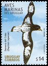 Cl: Cape Petrel (Daption capense) <<Damero del Cabo>>  SG 2881 (2004) 550 [2/28]