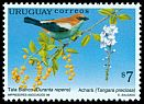 Cl: Chestnut-backed Tanager (Tangara preciosa) <<Achar&aacute;>>  SG 2522 (1999) 300
