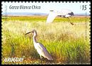Cl: Snowy Egret (Egretta thula)(Repeat for this country)  new (2015)  [10/2]
