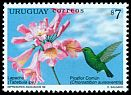 Cl: Glittering-bellied Emerald (Chlorostilbon aureoventris) <<Picaflor común>>  SG 2521 (1999) 300