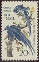Cl: Black-throated Magpie-Jay (Calocitta colliei)(Out of range)  SG 1304A (1967) 130