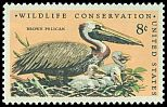 Cl: Brown Pelican (Pelecanus occidentalis) SG 1471 (1972) 35