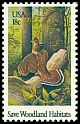 Cl: Ruffed Grouse (Bonasa umbellus) SG 1898 (1981) 70