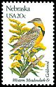 Cl: Western Meadowlark (Sturnella neglecta)(Endemic or near-endemic)  SG 1956 (1982) 90