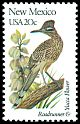 Cl: Greater Roadrunner (Geococcyx californianus) SG 1960 (1982) 90