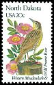 Cl: Western Meadowlark (Sturnella neglecta)(Endemic or near-endemic)  SG 1963 (1982) 90