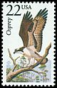 Cl: Osprey (Pandion haliaetus) SG 2261 (1987) 140