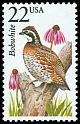 Cl: Northern Bobwhite (Colinus virginianus)(Endemic or near-endemic)  SG 2271 (1987) 140