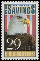 Cl: Bald Eagle (Haliaeetus leucocephalus)(Endemic or near-endemic)  SG 2571 (1991) 95 [3/11]