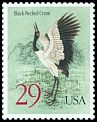 Cl: Black-necked Crane (Grus nigricollis)(Out of range)  SG 2949 (1994) 120