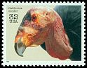 Cl: California Condor (Gymnogyps californianus)(Endemic or near-endemic)  SG 3248 (1996) 100 [3/40]