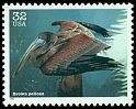 Cl: Brown Pelican (Pelecanus occidentalis)(Repeat for this country)  SG 3247 (1996) 100 [3/40]