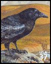 Cl: Common Raven (Corvus corax) SG 4305a (2003) 90 [5/52]