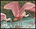 Cl: Roseate Spoonbill (Platalea ajaja)(Repeat for this country)  SG 4661g (2006) 90 [5/37]
