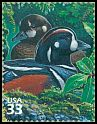 Cl: Harlequin Duck (Histrionicus histrionicus) SG 3748b (2000) 90
