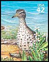 Cl: Spotted Sandpiper (Actitis macularia) SG 4903f (2008) 85 [4/56]