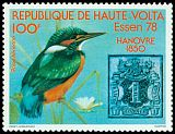 Cl: Common Kingfisher (Alcedo atthis)(Out of range)  SG 498 (1978) 275