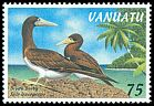 Cl: Brown Booby (Sula leucogaster) SG 754 (1997) 100