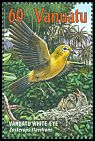 Cl: Yellow-fronted White-eye (Zosterops flavifrons) SG 849 (2001) 150