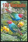Cl: Royal Parrotfinch (Erythrura regia) SG 851 (2001) 250