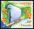 Cl: Pacific Imperial-Pigeon (Ducula pacifica)(Repeat for this country)  SG 1121d (2012)  [5/19]