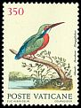 Cl: Common Kingfisher (Alcedo atthis) SG 931 (1989) 45