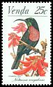 Cl: Scarlet-chested Sunbird (Chalcomitra senegalensis) SG 41 (1981) 35