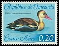 Cl: Black-bellied Whistling-Duck (Dendrocygna autumnalis) <<Guirirí>>  SG 1756 (1962) 75