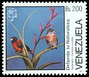 Cl: Red Siskin (Carduelis cucullata) <<Cardenalito>>  SG 2769 (1988) 45
